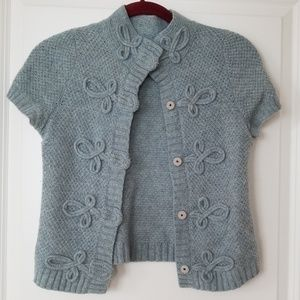 Anthropologie Charlie and Robin Wool Cardigan